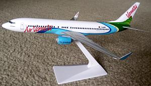 Air Vanuatu 737-800 plastic model by PPC Holland.